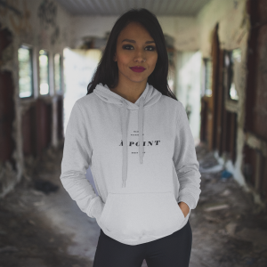 A point Hoody Met bakwijze strictly hospitality